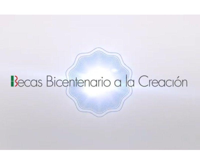 Ceremonia Becas Bicentenario a la Creación