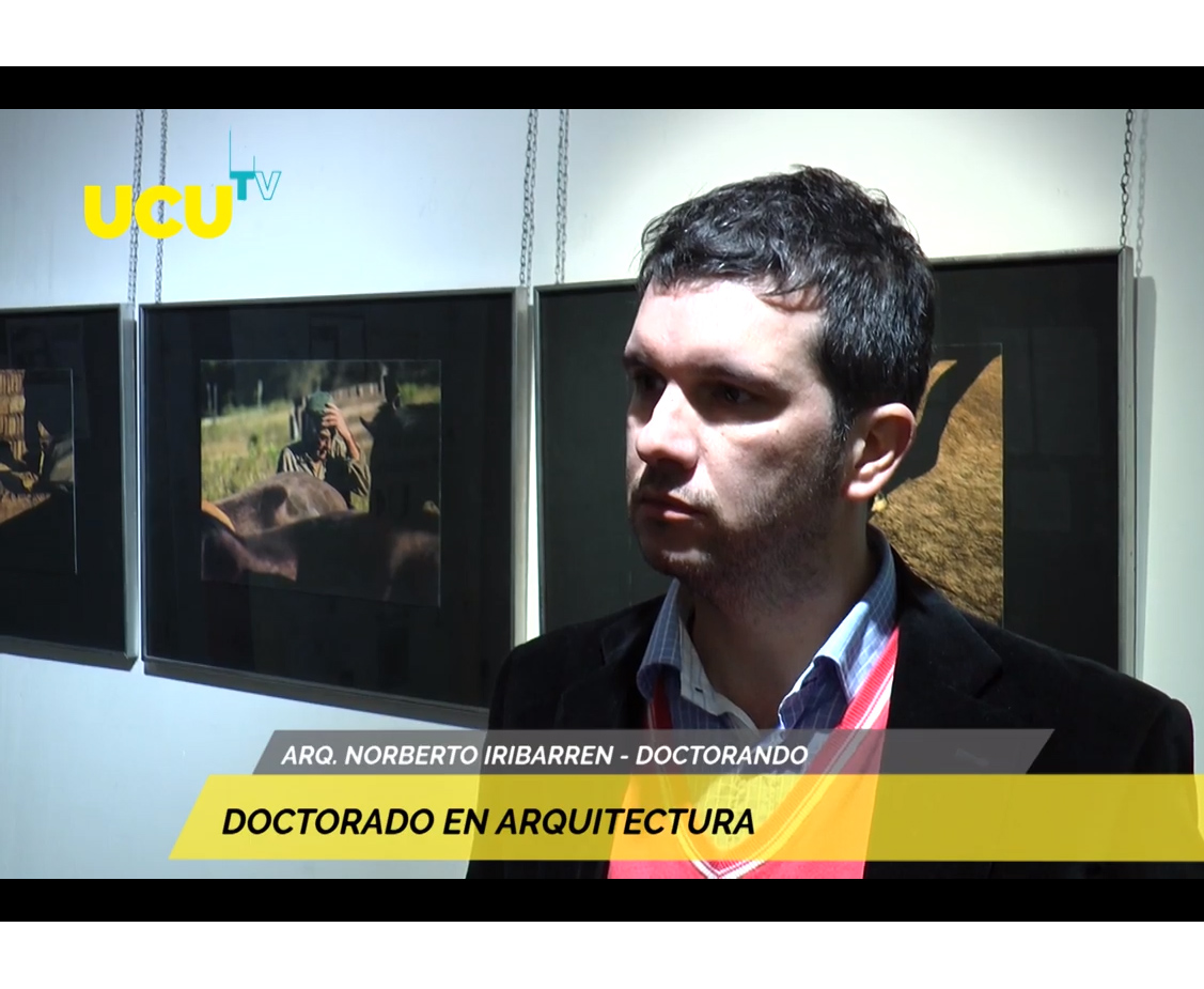 Noticias del Doctorado de Arquitectura y Urbanismo.